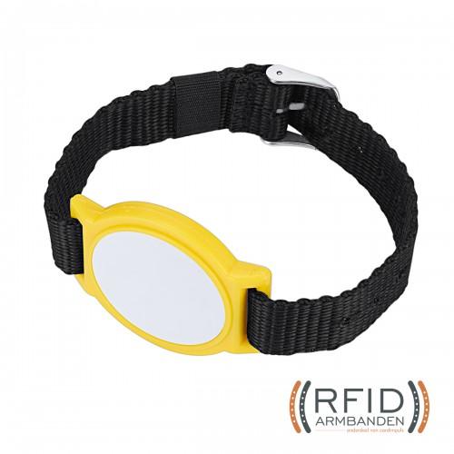 RFID Armband Nylon Horloge 1
