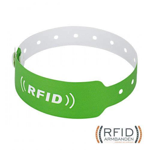 RFID Armband PVC 2.1