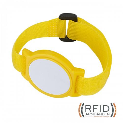 RFID Armband klittenband (kort) 1